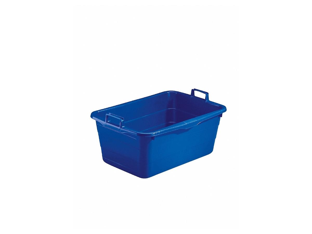 Miele Professional WW 45 Wasbak, 45 l, blauw