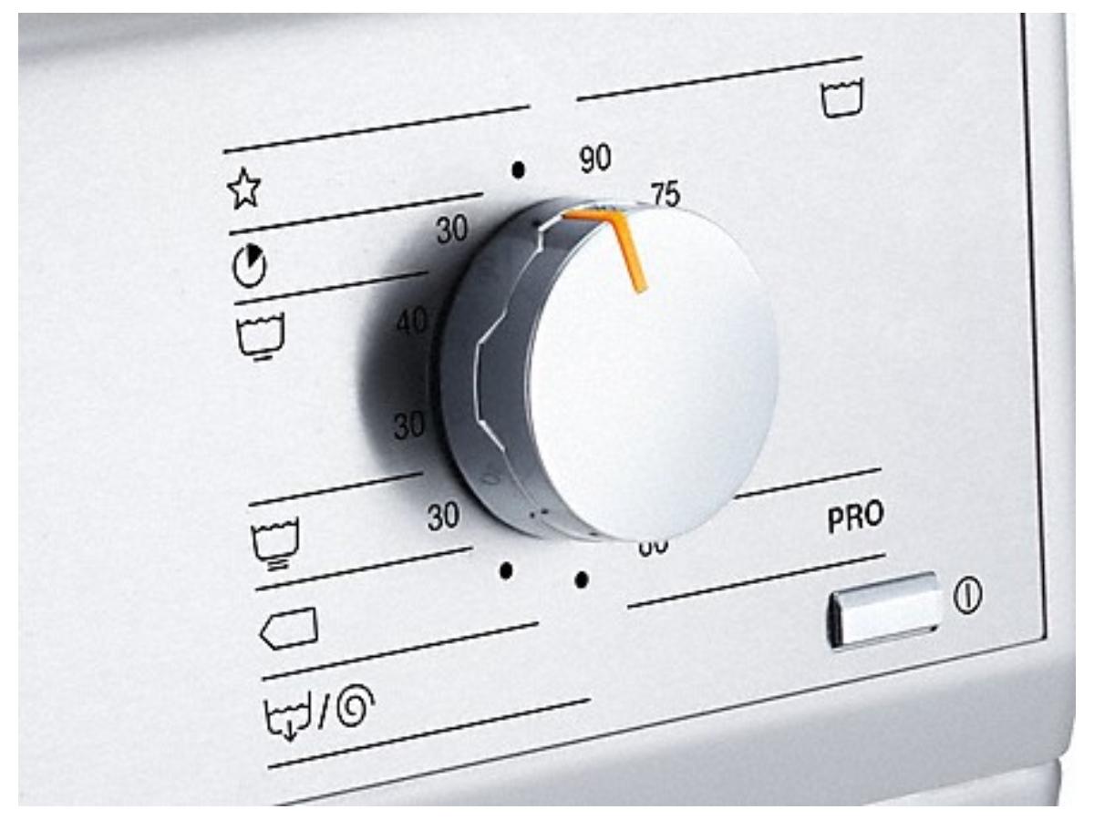 Miele Professional PWM 307 [EL DP] wasmachine