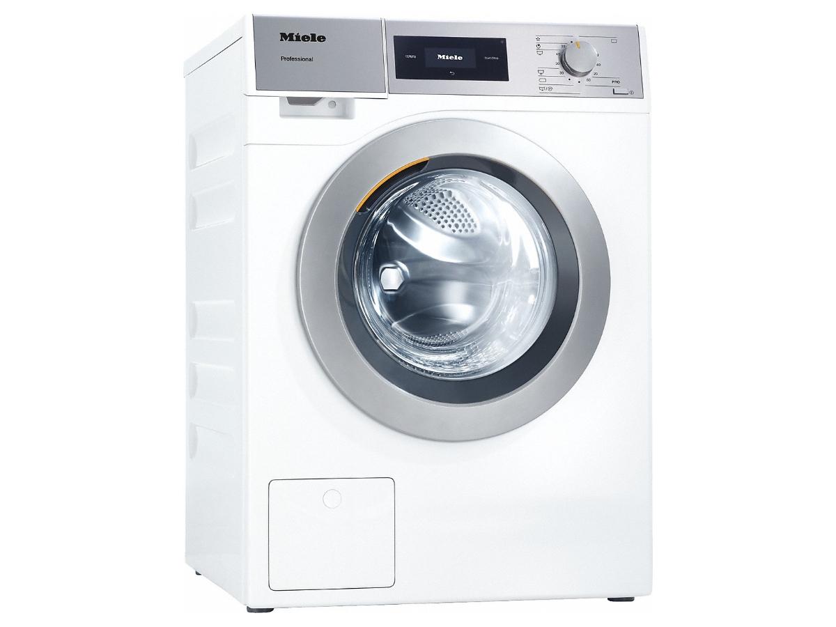 Miele Professional PWM 507 [EL DP] Wit wasmachine