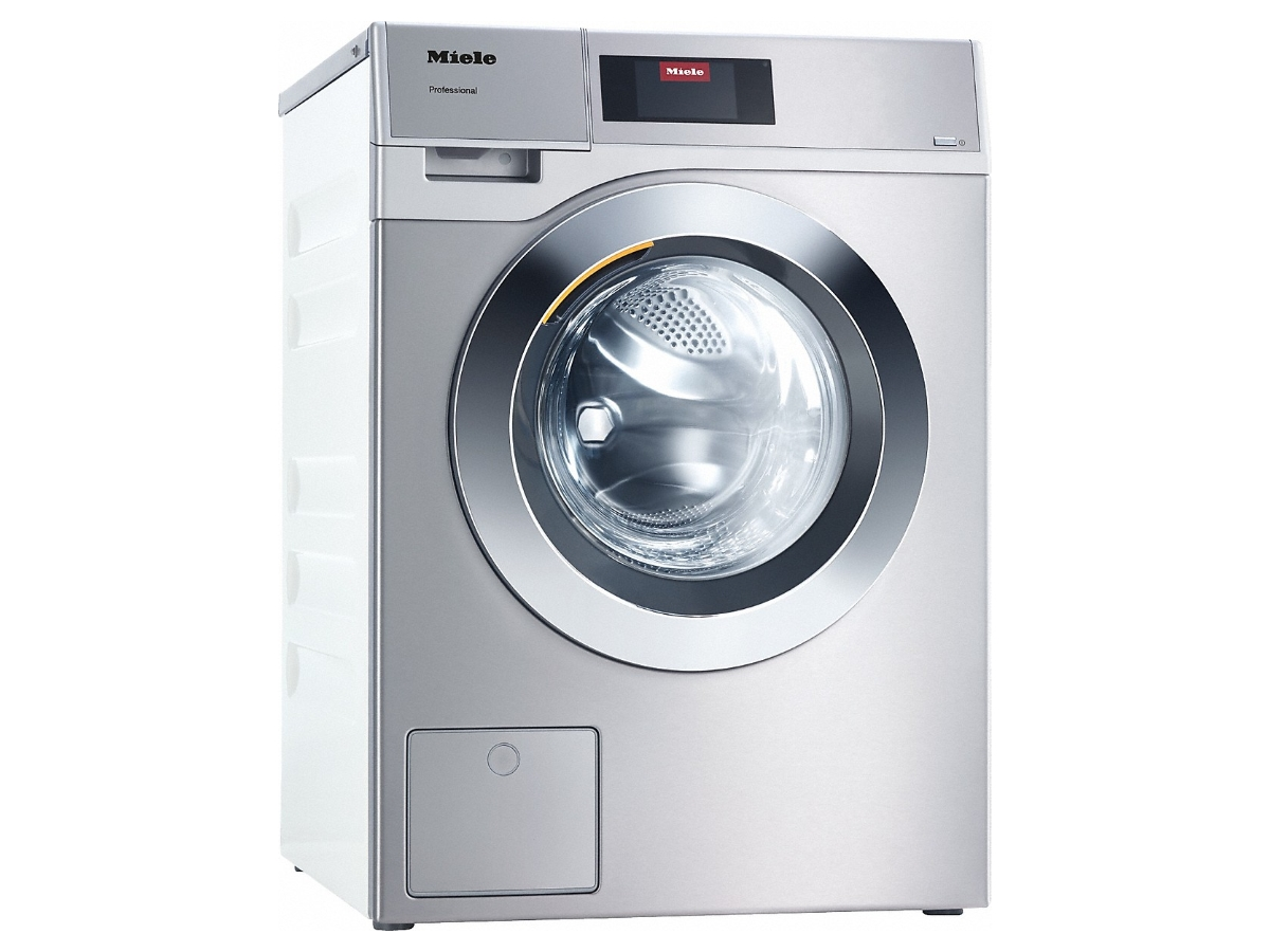Miele Professional PWM 907 [EL DV] RVS wasmachine