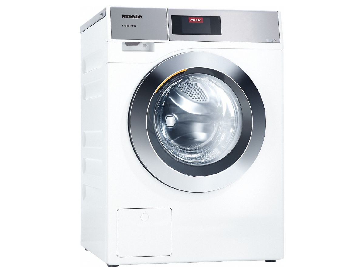 Miele Professional PWM 907 [EL DV] Wit wasmachine